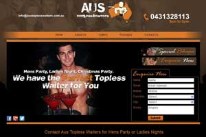 Aut Topless Waiters